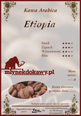 Etiopia Yrga Cheffee